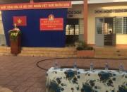 Buổi tuyên truyền phòng chống Sốt xuất huyết – Dịch chân tay miệng của Liên Đội Lê Hồng Phong